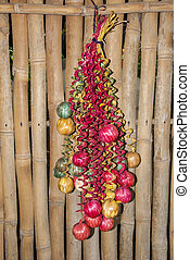 Traditional South American Decoration - Huatulco - Mexico