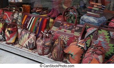 Traditional souvenir shop in Istanbul - Traditional souvenir...