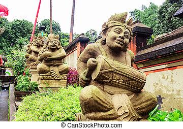 Statue in Bali