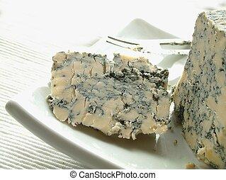 traditional Stilton cheese