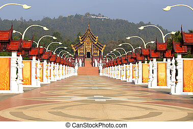 Royal Pavilion (Ho Kum Luang)