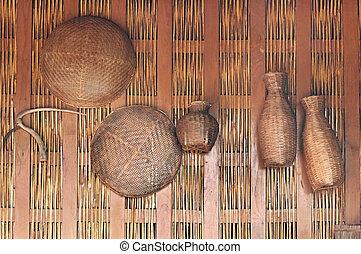 Thai baskets