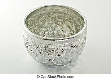 Traditional Thai water bowl
