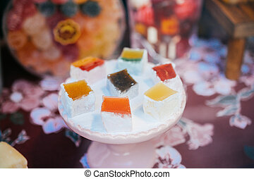 Traditional turkish delight  lokum candy - Load of ...