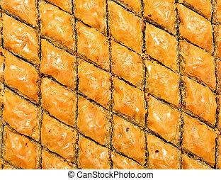 traditional Turkish dessert