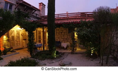 """traditional turkish houses, travel destination, alacati, cesme, turkey"""