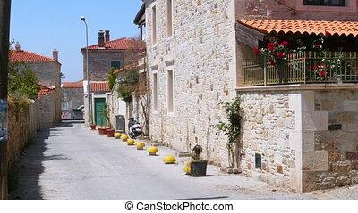 """traditional turkish houses, travel destination, foca,..."