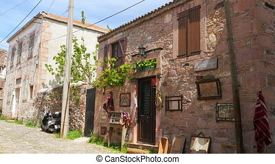 """traditional turkish houses, travel destination, cunda,..."