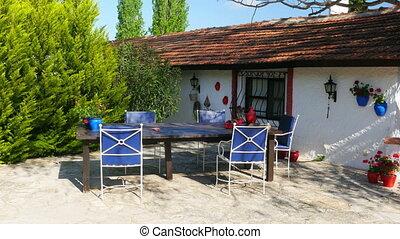"""traditional turkish houses, travel destination, kusadasi,..."
