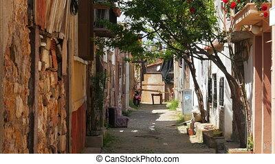 """traditional turkish houses, travel destination, ayvalik,..."