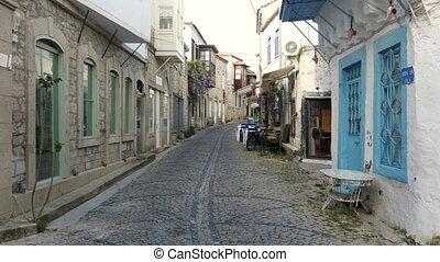 """traditional turkish houses, travel destination, alacati,..."