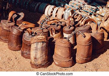 traditionelle , himba, völker, afrikas, andenken