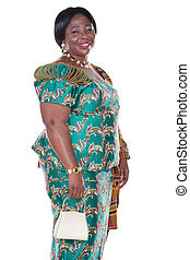 traditionnel, ghana