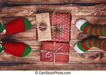 traditions., クリスマス, 家族