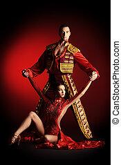 tradizionale, ballo