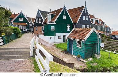 Ponte olanda marken citt ponte levatoio olanda for Casa in legno tradizionale