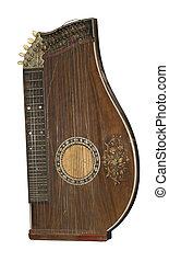 tradizionale, tedesco, strumento musicale