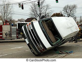 Traffic Accident Series