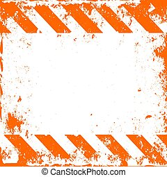 Caution Warning