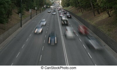traffic daytime