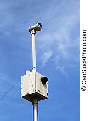 Traffic enforcement camera