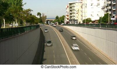Traffic Jam Full HD 1080p