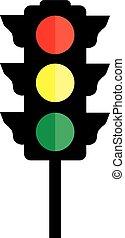 traffic light - vector traffic light