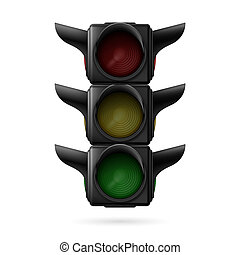 Traffic light off