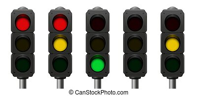 Traffic Light Signal Sequences