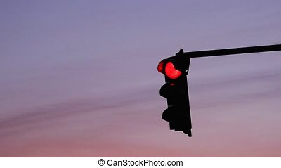 Traffic light signalization
