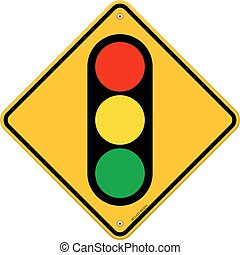 Traffic Light Symbol