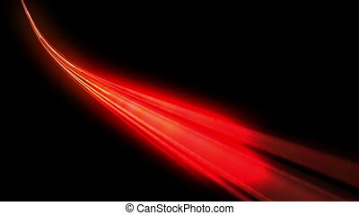 Traffic lights moving fast - Traffic lights moving extremely...