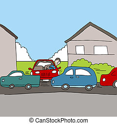 Traffic Problem
