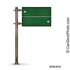 Traffic sign. Vector illustration.