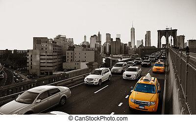 traffico ora punta