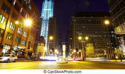 trafic, chicago