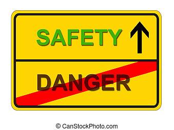 tra'fico-muestra, seguridad, exposiciones, peligro