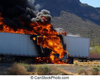 Tragedy on I-10