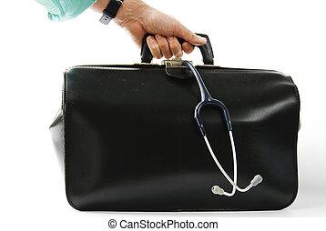 tragen, medizinische tasche