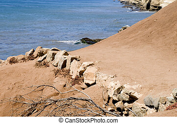 Trail at Point Loma National Park