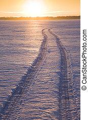 Trail on Lake Monona