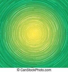 trails., abstract, cirkels, achtergrond, ster, geometrisch
