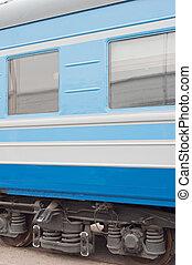 train, électrique