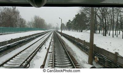 train., cabine, vue