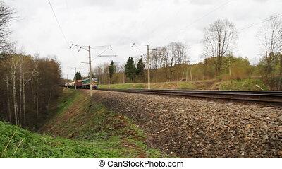 train cargaison