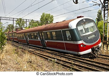 train, derailment