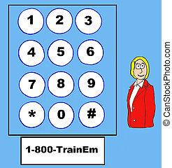 Train Em