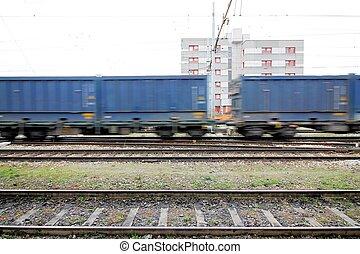 train, fret