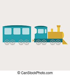 train, jouet