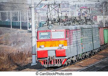 train,  long, fret